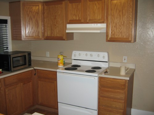 before transforming your kitchen cabinets and more    makely  rh   makelyhome com