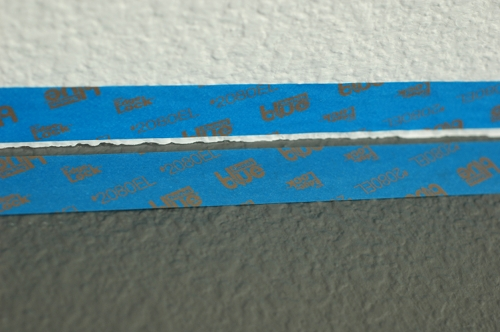 How To Paint A Perfect Ceiling Line Makely