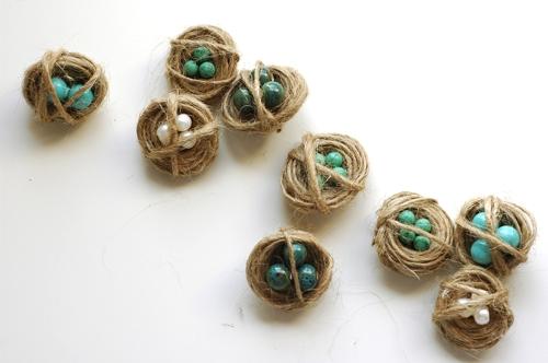 Twine Bird Nests