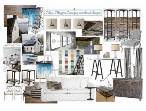 Coastal Cottage Design 7 Bloggers 7 Ways Makely