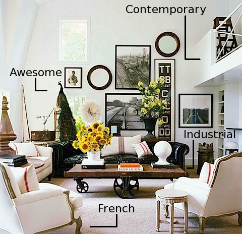 31 days to an eclectic home day 3 define your style Define contemporary country