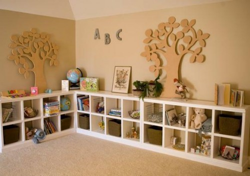 10 Creative Solutions For Toy Storage Makely