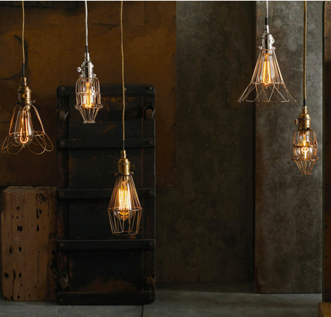 industrial edison light bulb fixtures if the fixture has a bare bulb. Black Bedroom Furniture Sets. Home Design Ideas