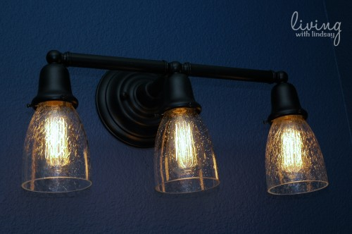 Vanity Light Glass Globes : The Evolution of a Light Fixture - Makely School for Girls