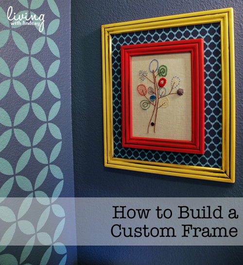 How to Build a Custom Frame - Makely