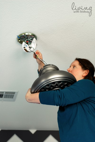 How To Replace A Ceiling Fan Part I Makely