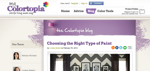 Choosing the Right Type of Paint for Your Project