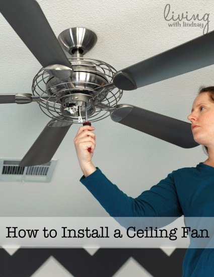 how to replace a ceiling fan part ii makely