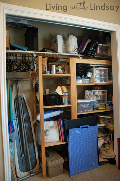 Ten Tips To Organize A Multi Purpose Closet   Makely