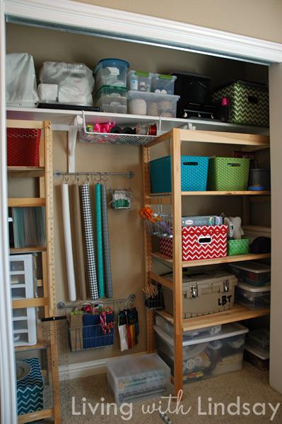 Ten Tips To Organize A Multi Purpose Closet Makely