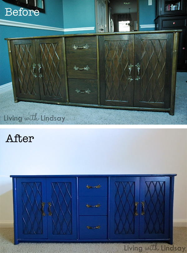 Revamping A 1960s Beauty Without Sanding Or Priming Makely