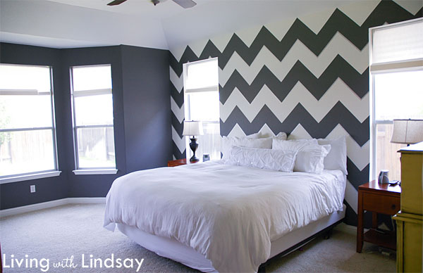 How To Keep Bold Colors And Graphic Wall Patterns From