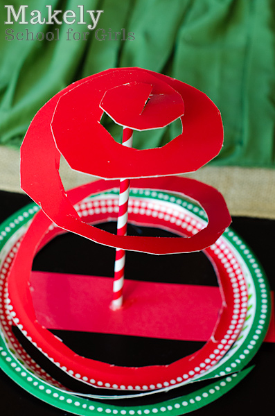 The Result Was Adorable Paper Plate Christmas