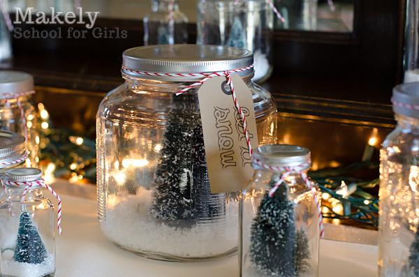 Mason Jar Display i Displayed All 21 Jars on my