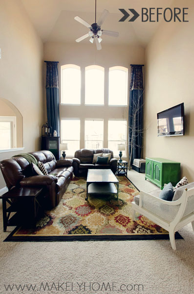 Giving A Beige Living Room Personality