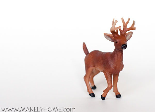 Oh, Deer!  Fun and Easy DIY Soap Dispensers #Crafts | Makely School for Girls