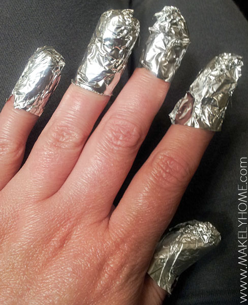 How To Do Gel Nails At Home-Sally Hansen Gel Polish