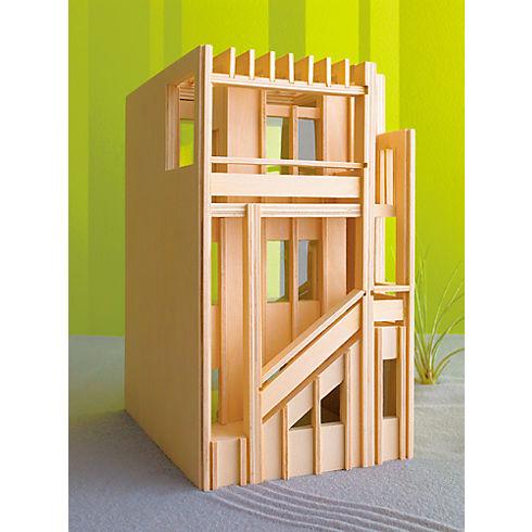 Refurbished Ben Holiday House via CB2.com   Makely School for Girls