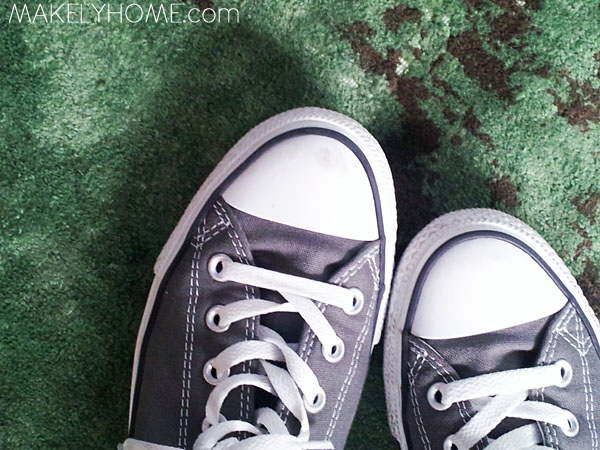 Charcoal Gray Converse Chuck Taylor All Stars