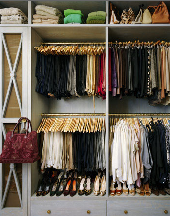 Finding Inspiration From Dream Closets