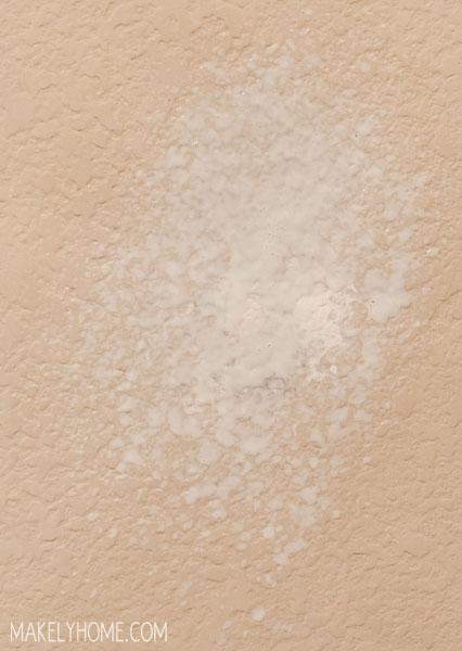 how to make orange peel texture on drywall