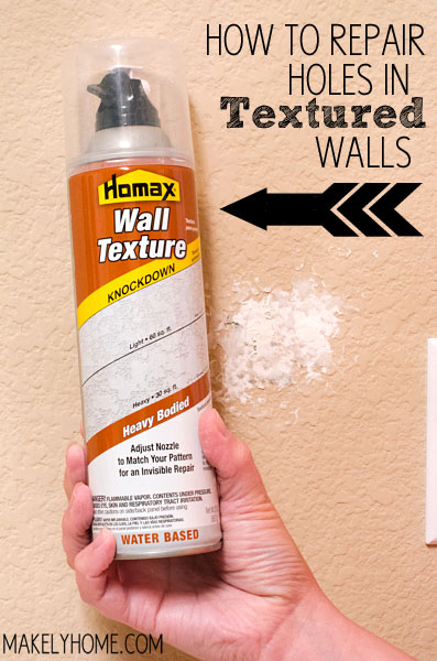how to repair textured drywall. Black Bedroom Furniture Sets. Home Design Ideas