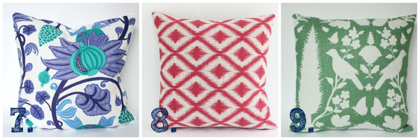 Win $150 in Throw Pillows from the Pillow Studio and Room Styling from MakleyHome.com