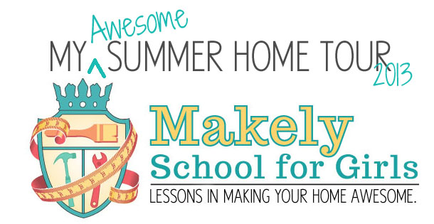 Home Tour via MakelyHome.com