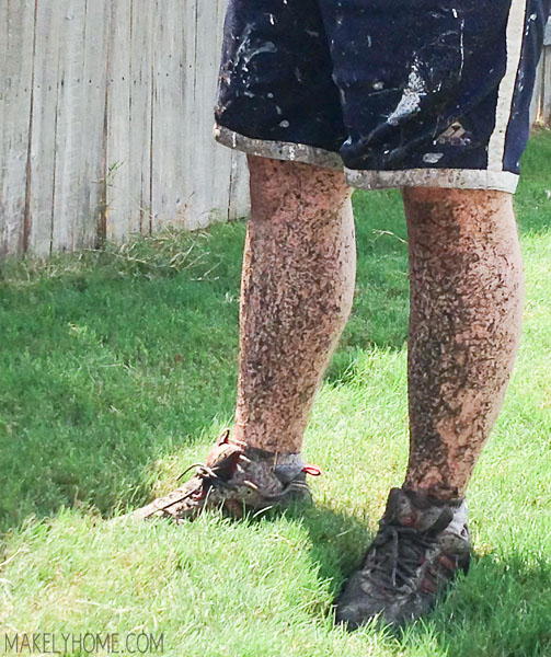 Fence Staining 101 - How to Wash and Stain a Fence via MakelyHome.com
