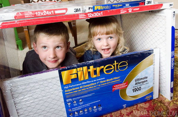 Tips to save money on home maintenance via MakelyHome.com #FiltreteFilters