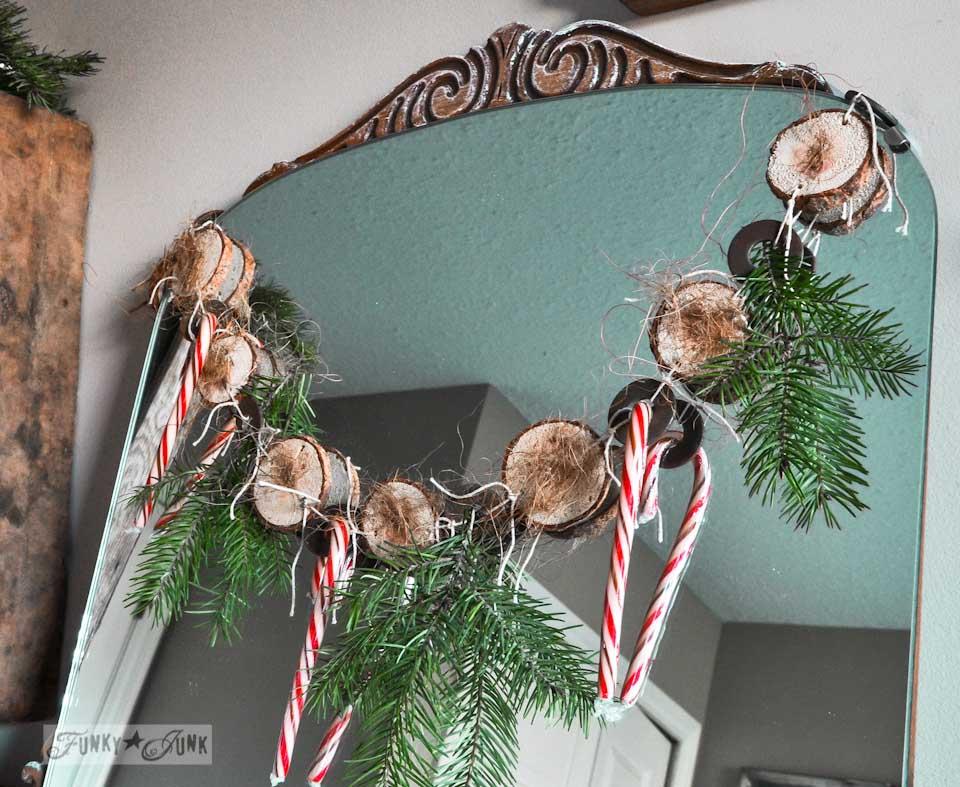 20 Handmade Christmas Garlands Part Ii Makely