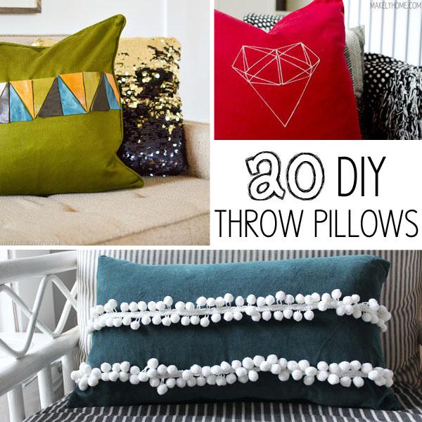 diy decor pillows - sport.wholehousefans.co Diy Sofa Pillows