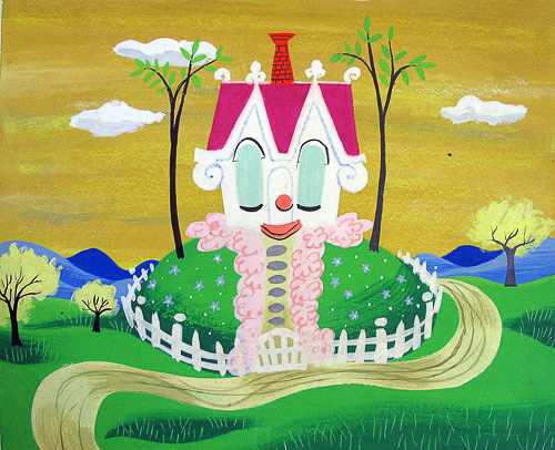 Drawing Inspiration: The Artwork of Mary Blair
