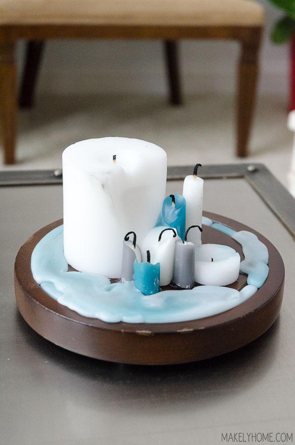 Candle craft fail