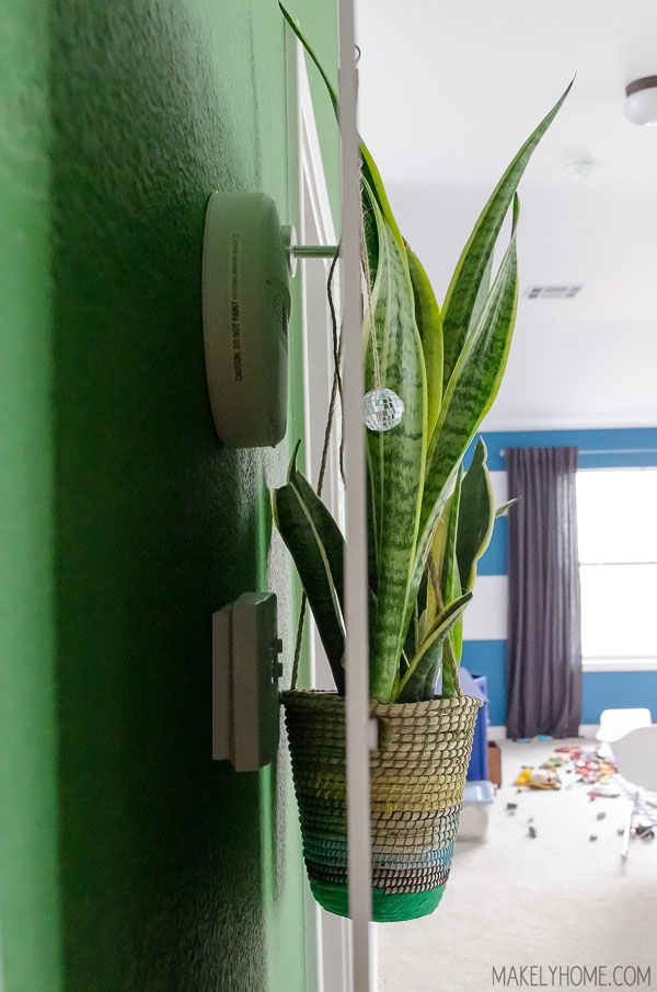 How To Hide A Thermostat Without Obstructing Airflow