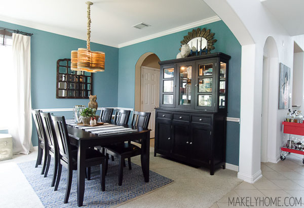 How To Refresh Your Dining Room On A Budget With TuesdayMorning