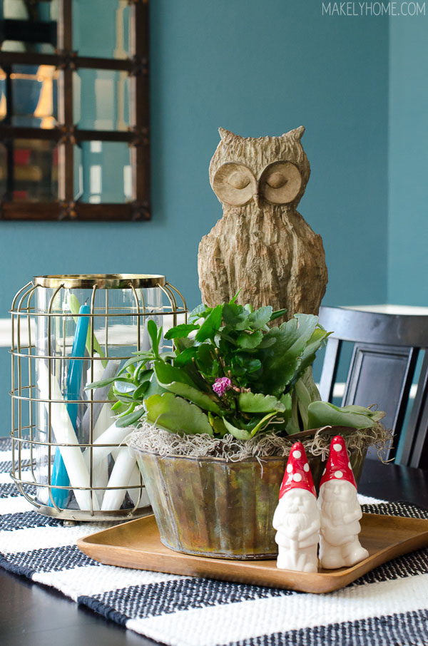 How to Refresh Your Dining Room on a Budget with #TuesdayMorning