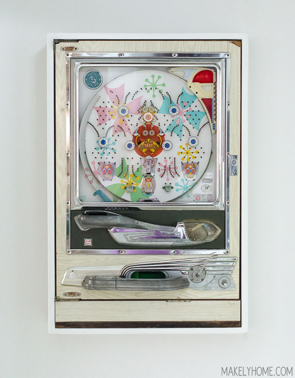 Life is Like a Vintage Pachinko Machine