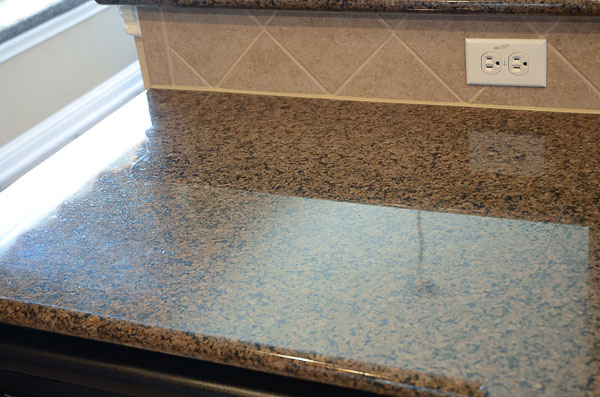Cleaning Granite Countertops : How to Clean Granite Countertops with Steam + SteamMachine Plus ...