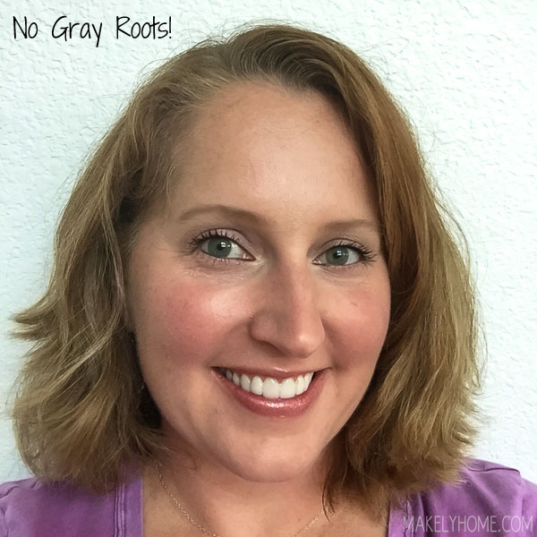 Watercolors Root Concealer - spray paint for your gray hair!