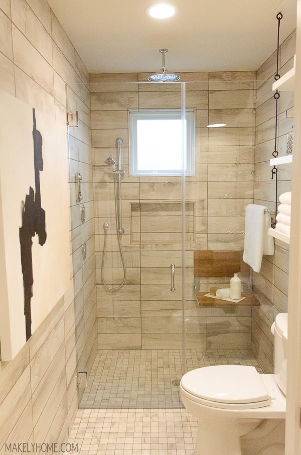 A tour of the hgtv smart home part one for Smart bathroom designs
