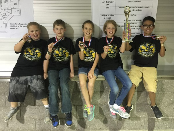 Destination Imagination - why I think you and your child should get involved