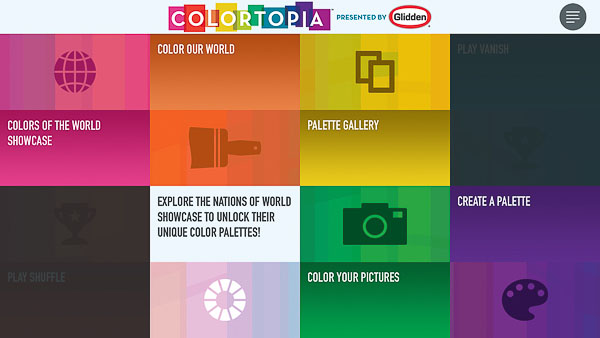 Glidden's Colortopia exhibit opens at INNOVENTIONS at Epcot®