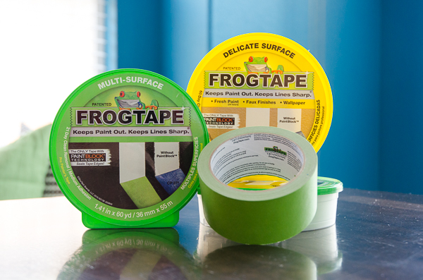 Updating a Builder's Beige Kitchen with FrogTape